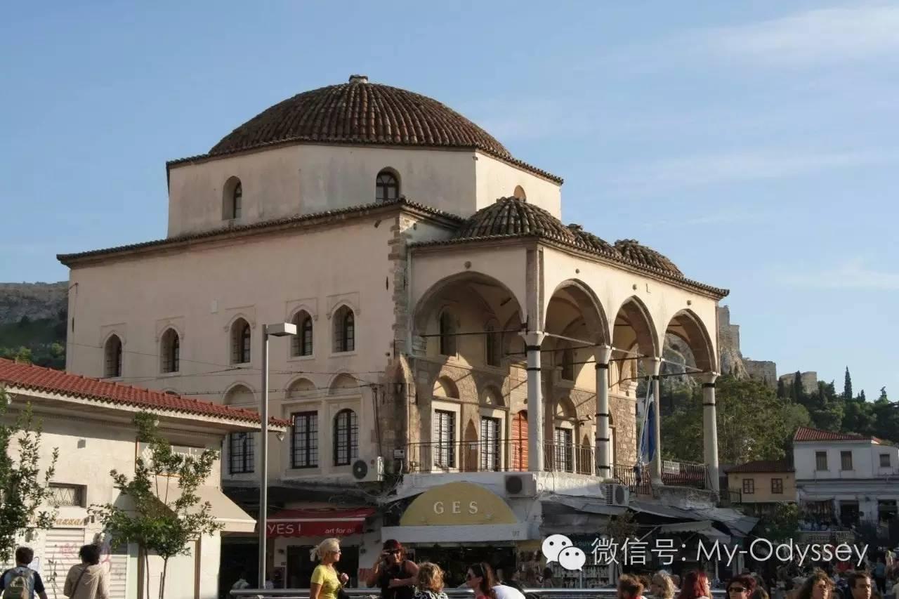 希腊民间艺术博物馆