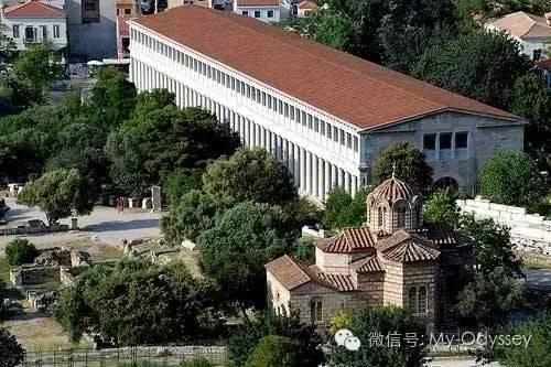 雅典古市集博物馆