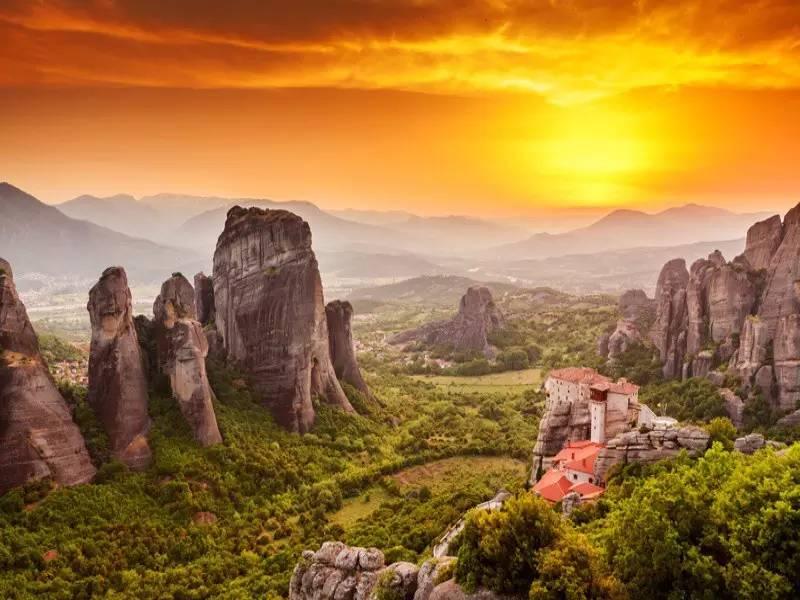希腊趣味亲子之旅