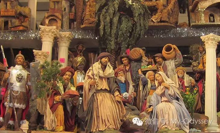 纳沃纳广场(Piazza Navona)圣诞集市
