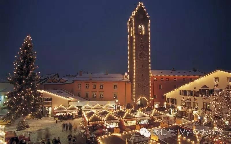 瓦尔特广场(Walther Square)圣诞集市