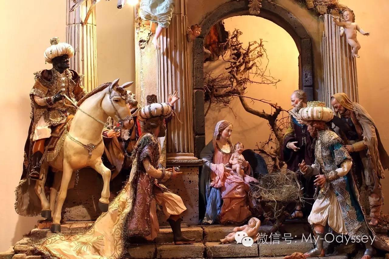 那不勒斯(Napoli)圣诞集市