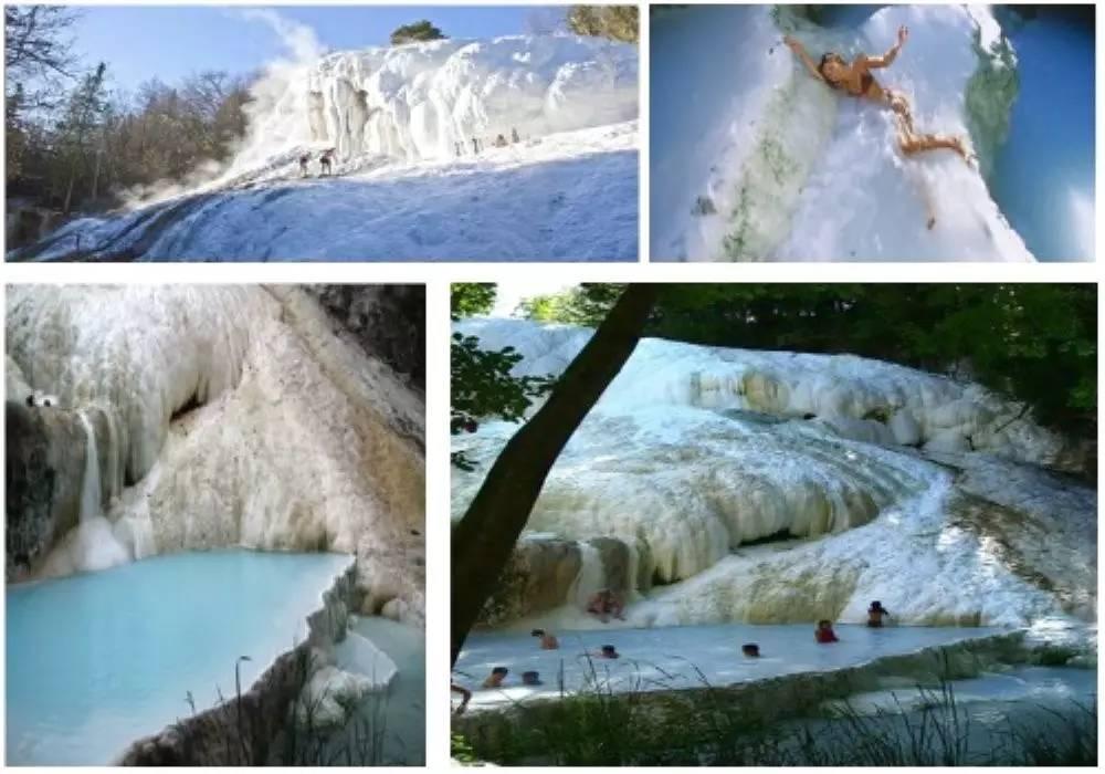 圣菲利普温泉—托斯卡纳