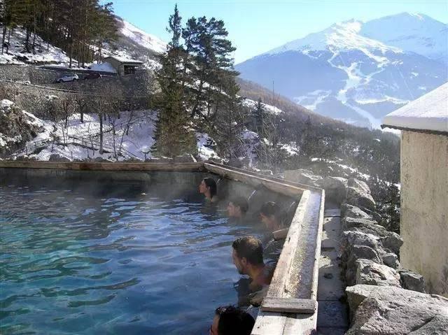 意大利温泉