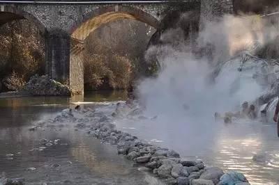 佩特廖洛温泉—托斯卡纳