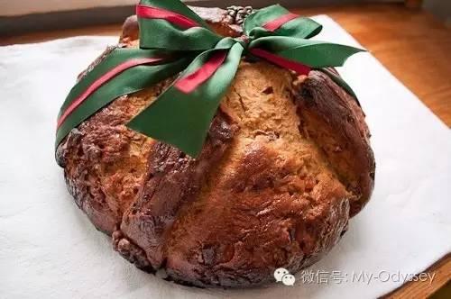圣诞面包(Christopsomo)