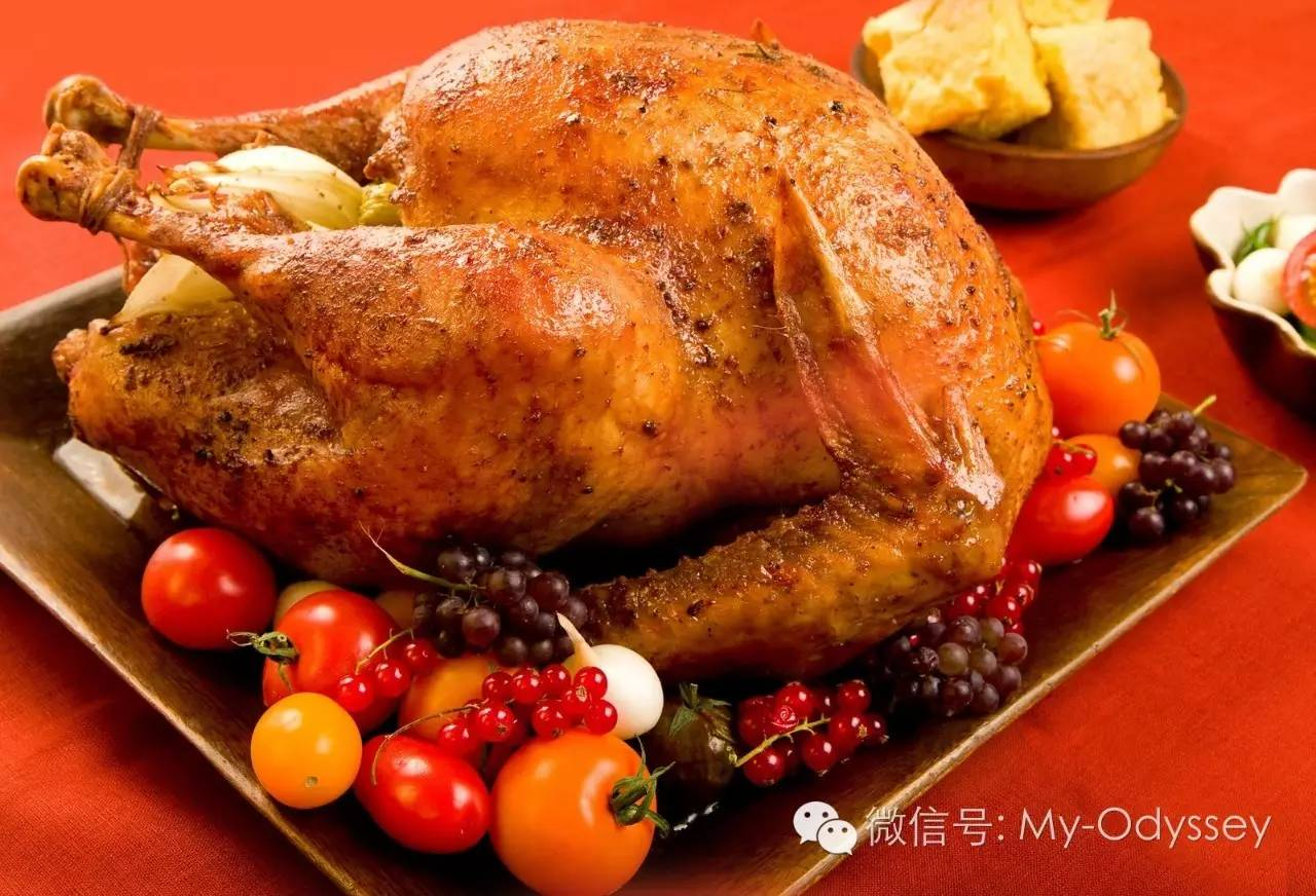 希腊圣诞火鸡