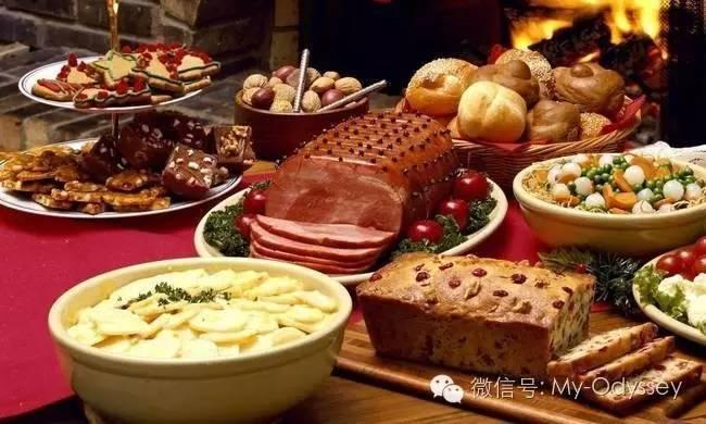 希腊人的圣诞美食