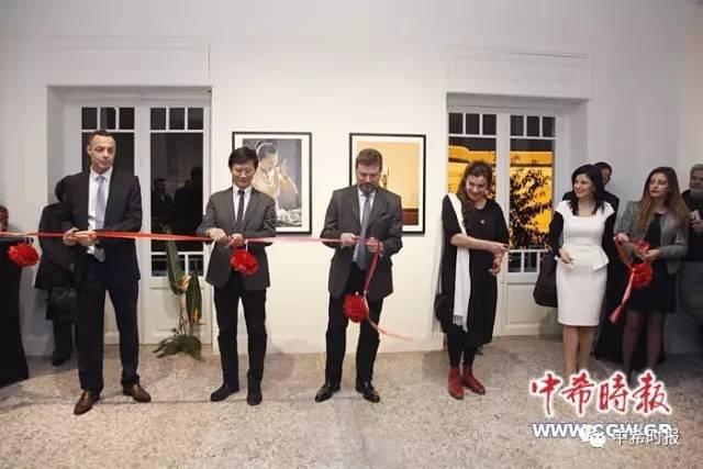 雅典《中国当代女性》摄影展等你来观看