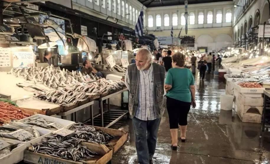 Varvakios菜市场 | 雅典中央市集