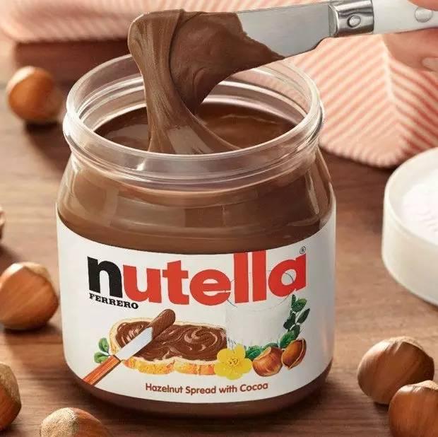 Nutella巧克力酱