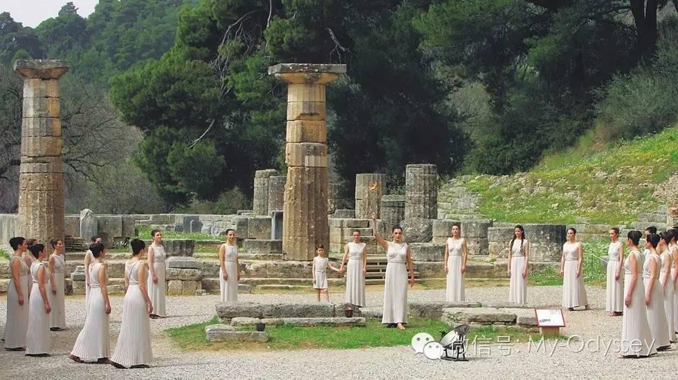 希腊最适合徒步的半岛 罗奔尼撒半岛