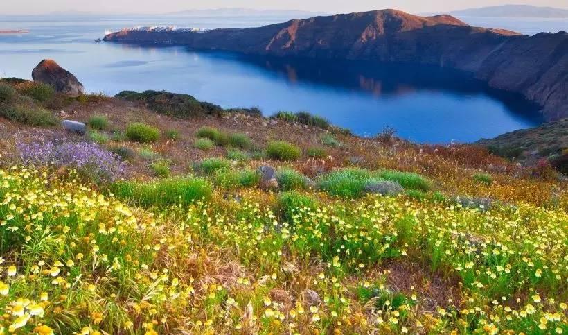 深入希腊内陆,徒步走进春天