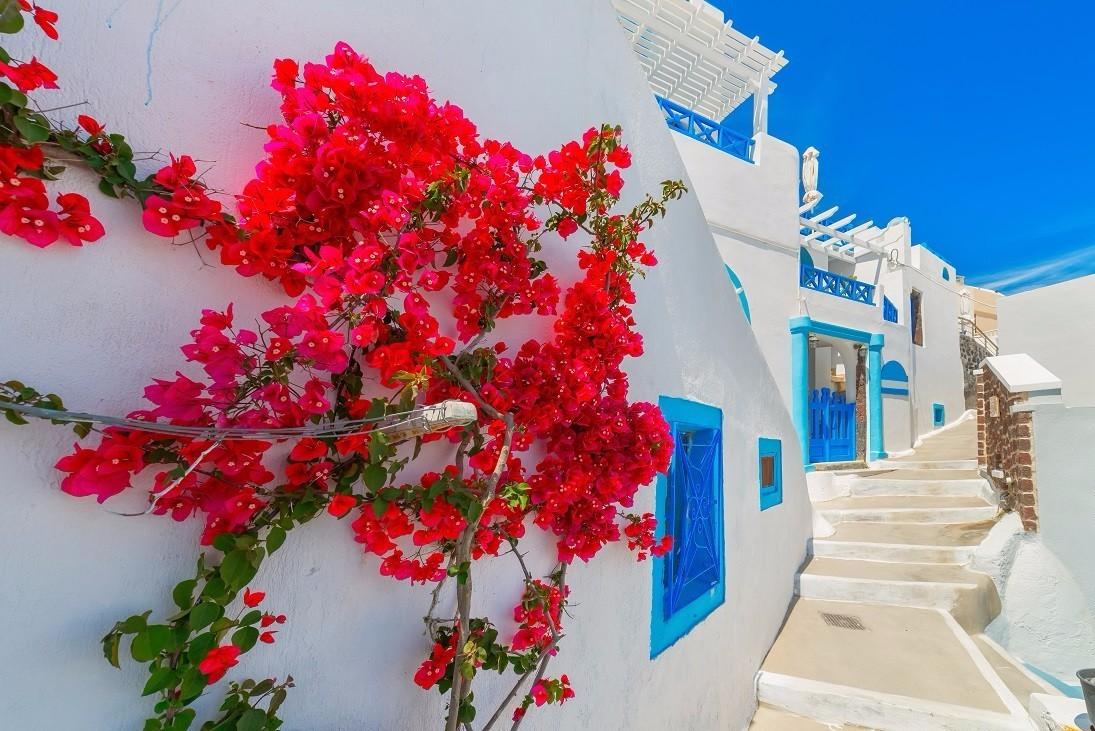希腊内陆踏春徒步之旅