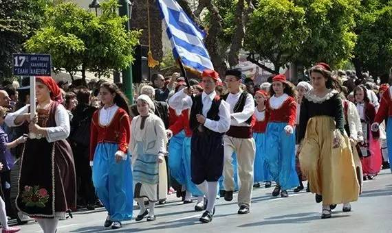 希腊的国庆日