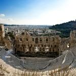希腊中世纪古城蜜月之旅 第1天