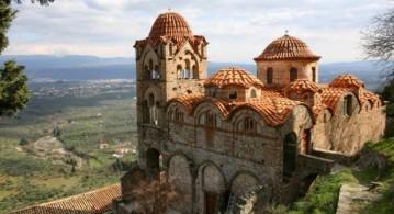 希腊古城蜜月之旅