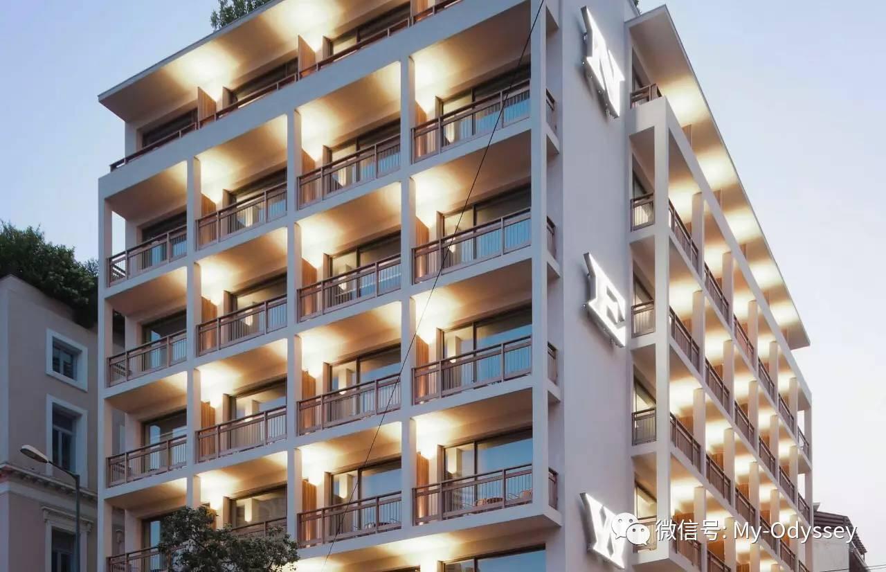 希腊New Hotel