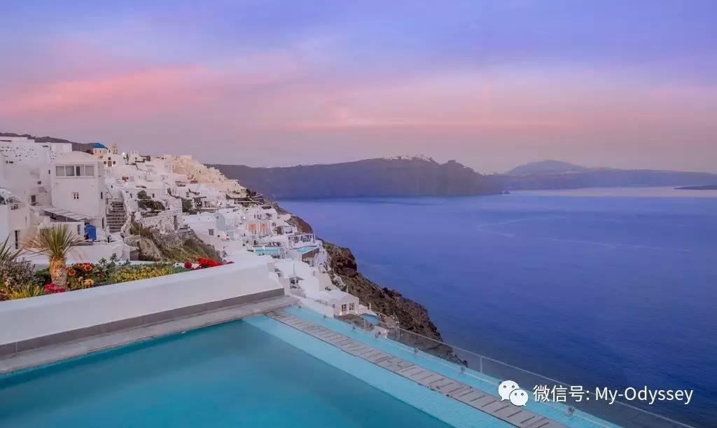 高分悬崖酒店Santorini Secret Suites & Spa