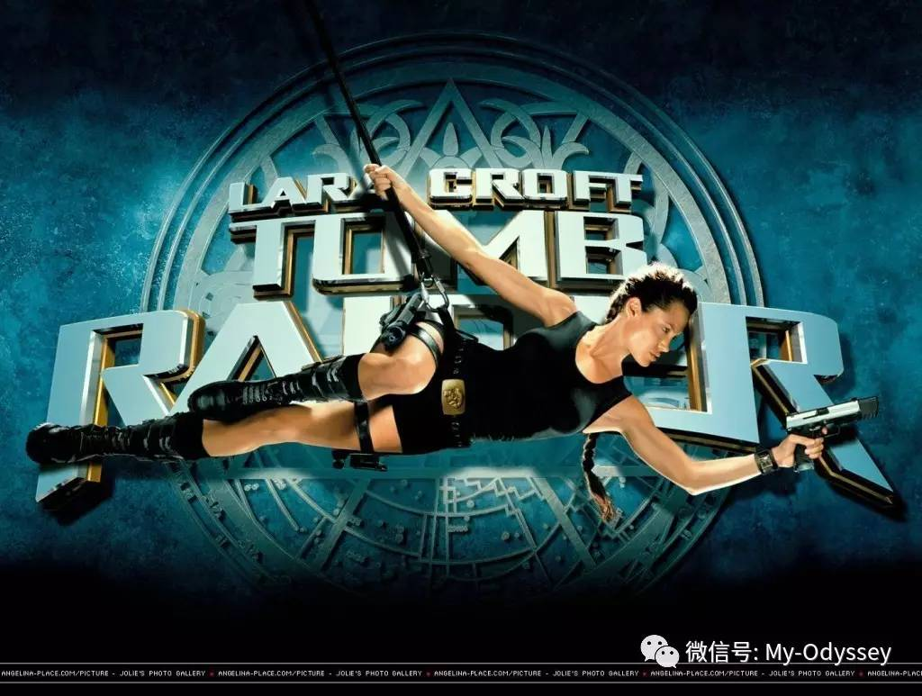 古墓丽影之云起风涌-Tomb Raider: The Cradle of Life