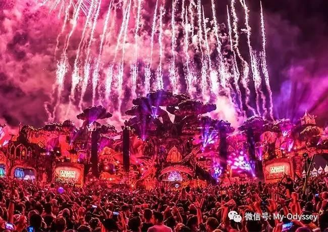 欧洲音乐节 Tomorrowland-明日世界