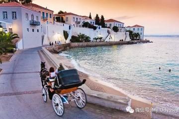 寻着陈绮贞的歌声,来到希腊小岛看天鹅游泳!