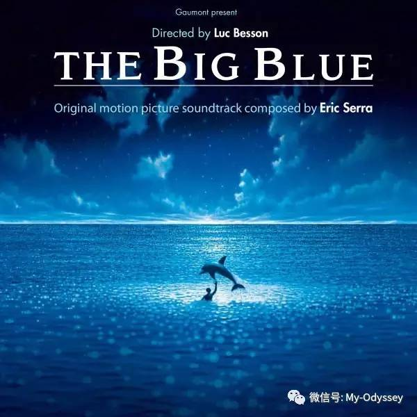 碧海蓝天-The Big Blue