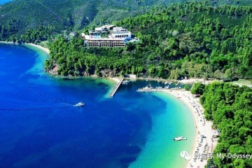 让希腊告诉你什么才是真正的蓝旗海滩!