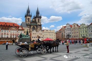 捷克x德国|颜值度最高的中欧城市大盘点