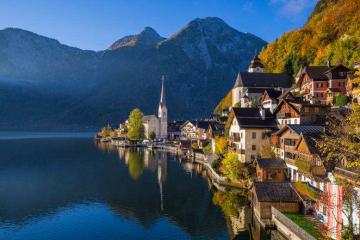 绵延秋日的诗和远方 | 沉浸在德国和奥地利的秋色里
