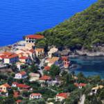 迪丽热巴希腊私密双岛之旅