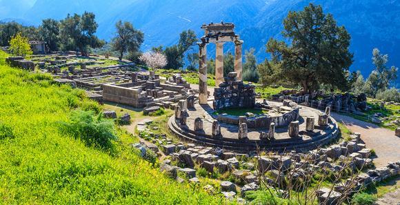 希腊冬季休闲文化之旅